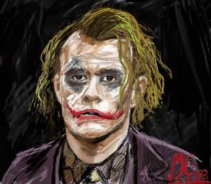 Joker by Michelle Clark