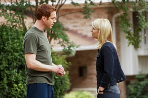 Carrie Mathison and Nicholas Brody