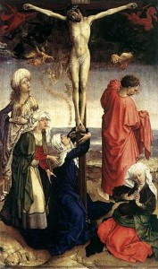 Rogier van der Weyden - Crucifixion