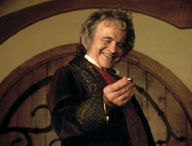 Bilbo with Ring