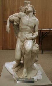 Saint Sebastian - Gian Lorenzo Bernini