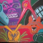 """Animal Spirits"" by Amy Zing Gray"