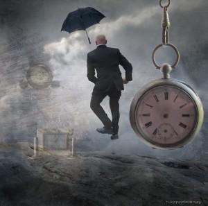 """""""Time Jumper"""" by Hartwig Kopp-Delaney"""